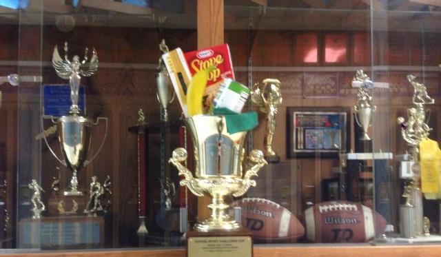 Trophy Case...