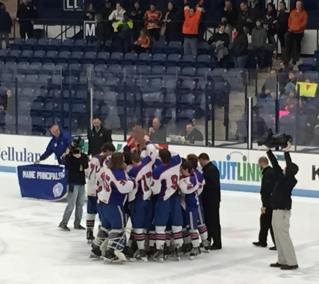 Eastern Maine Champs!