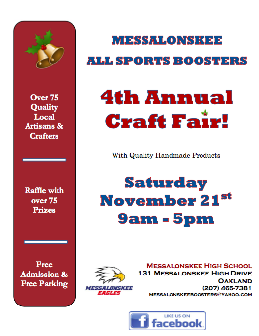 Messalonskee Craft Fair